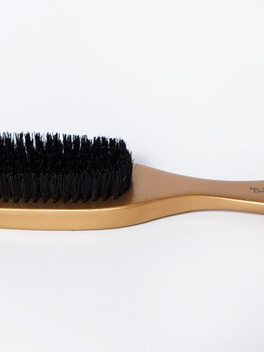 ANNIE Hard Boar Bristle Club Brush 9 2