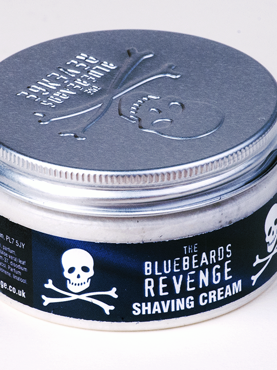 BLUEBEARD REVENGE Shaving Cream